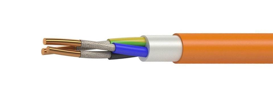 Безгалогенные огнестойкие кабели и провода