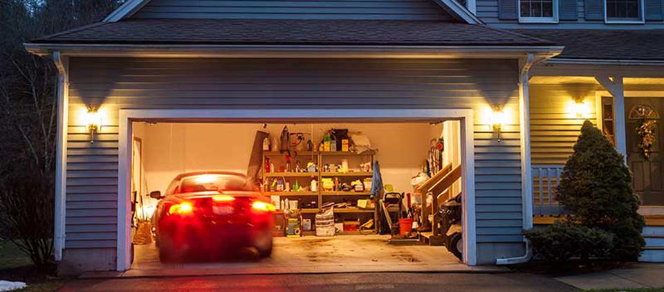 Кабель для гаража