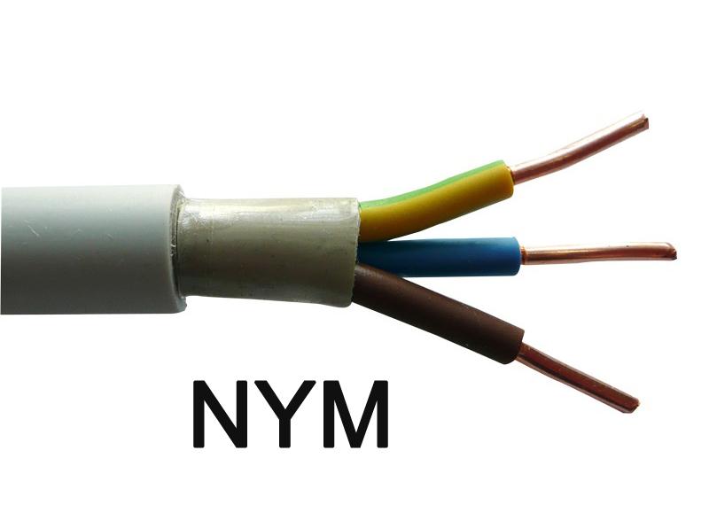 Кабель NYM фото