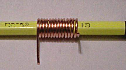 Определение сечения кабеля с помощью карандаша